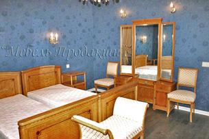 Реставрация спального гарнитура XIX века
